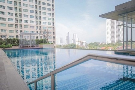 Lumpiniville Nakluae Wongamat for Long Term Rent - Large Studio 35 M2