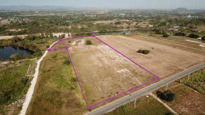 Land for sale 12 rai soi 112 Hua hin