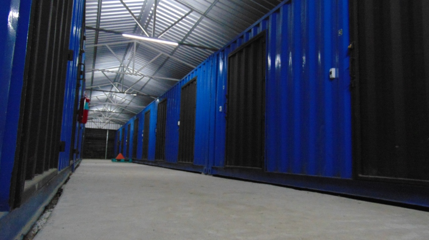 Self Storage  available @ Safetek Storage