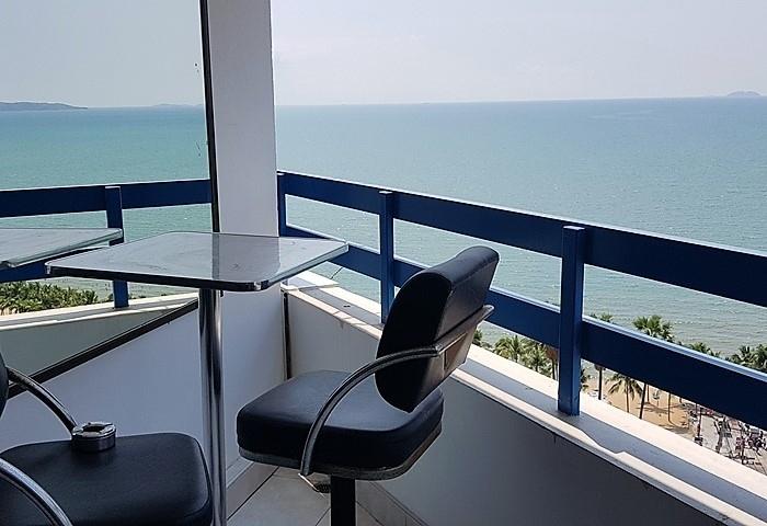 CS1806 Jomtien Plaza Condo Sea view  Studio