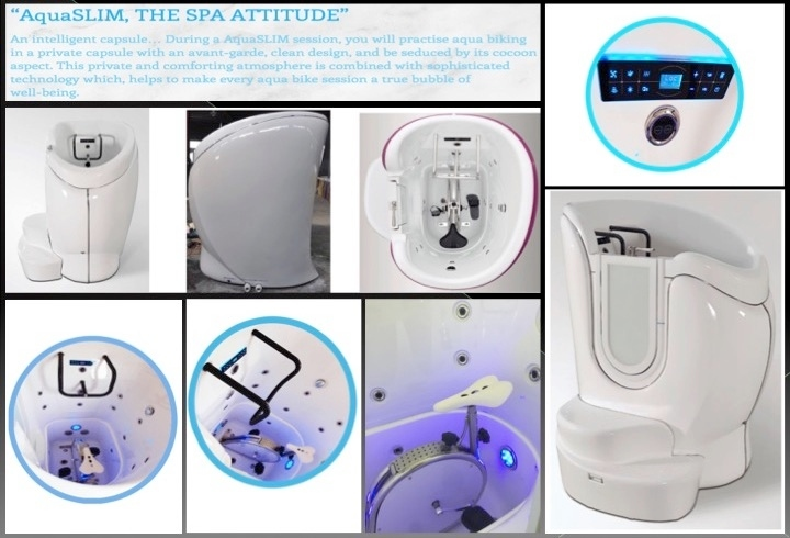 Aqua cycle - Physical Therapy - Osteoporosis - Joint Pain - Reduced