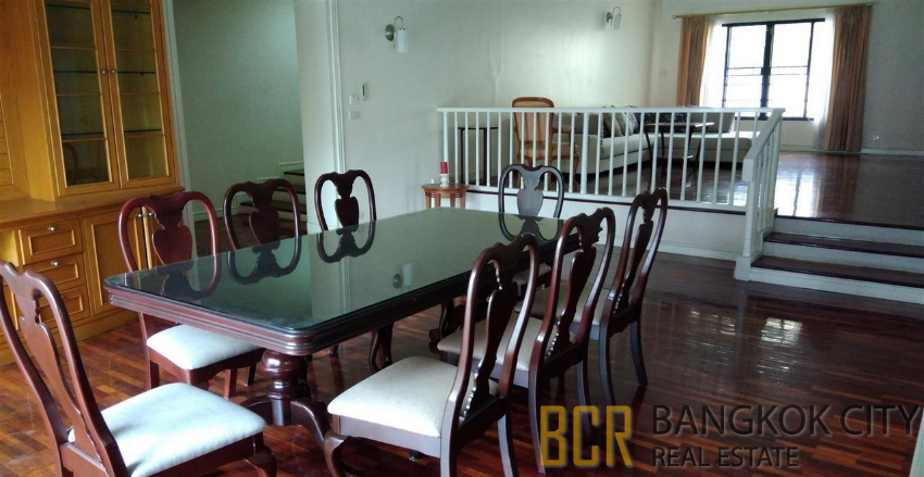Sathorn Crest Condo Very Spacious 3 Bedroom Unit for Rent