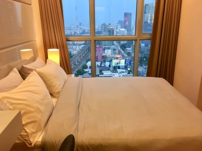 The Address Asoke 1Bedroom 35sqm. with bathtub fully furnished 24,000