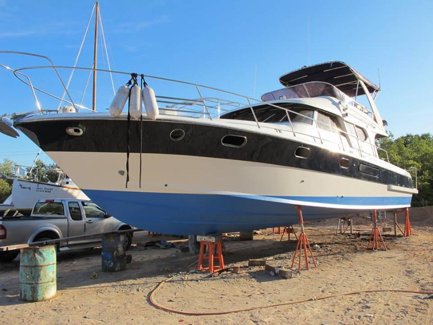 Riva SuperAmerica 50 ft sports cruiser