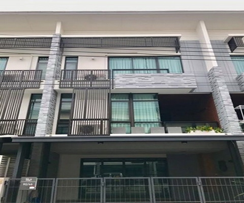 (เช่า) FOR RENT PLEX BANGNA KM.5 / 3 beds 4 baths / 22 Sqw.**40,000**