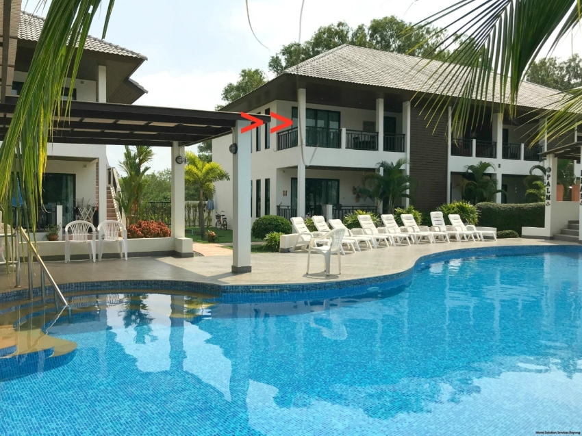 2bedroom condo in Palm Leaf. Buy before 25 March and get special price