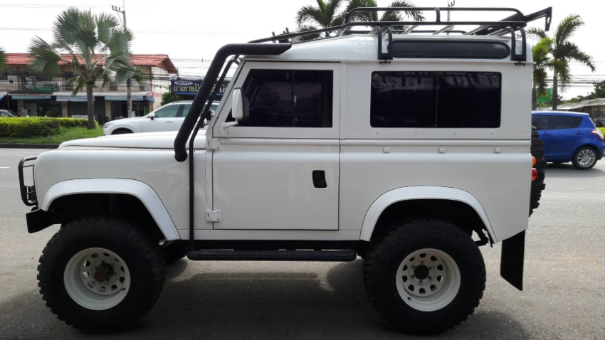 Land Rover Series 3 4x4