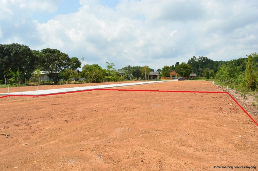 New price for this land plot close to the beach in Rayong!