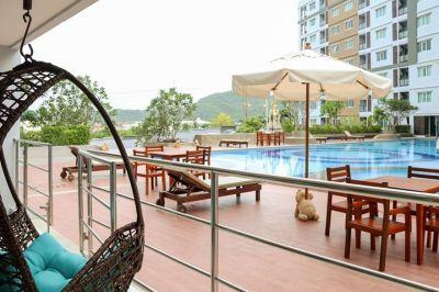Hot Price Beautiful Condo in Hua Hin Price 53,xxx baht per sq.m.
