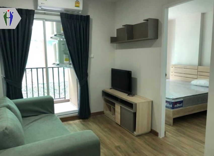 Condo for Rent 8,500 baht 1 Bedroom Close to South Pattaya