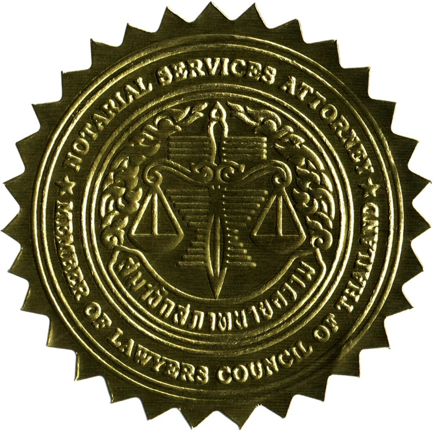 Thai Notary Lawyers for All Your Legal Paperwork Needs