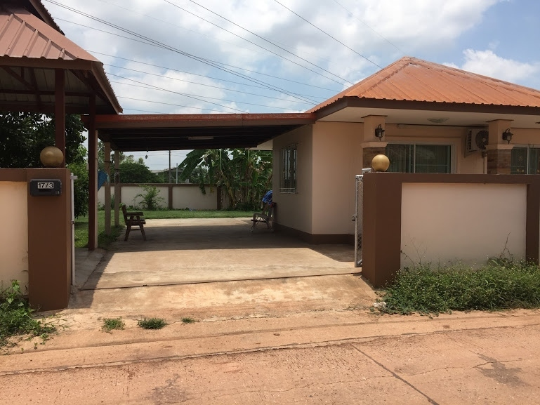 Cozy 2 bedrooms 2 bathrooms cottage for sale.UdonThani