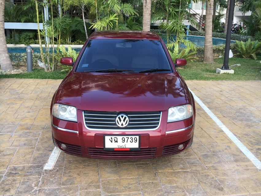 Greet car Volkswagen Passat b5