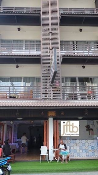 Guest house for sale in the center of Patong, Phuket - Freehold
