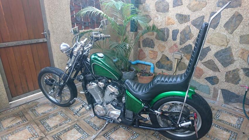 Honda Steed 600cc Custom