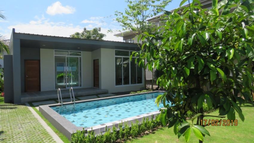 Pool Villa For Sale Koh Samui Lipa Noi Houses