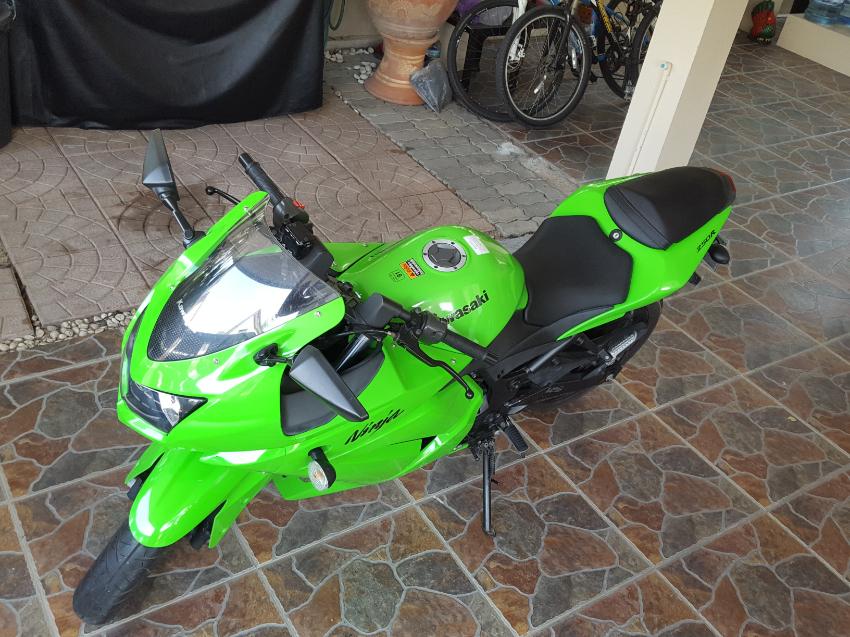 Ninja 250 R -REDUCED