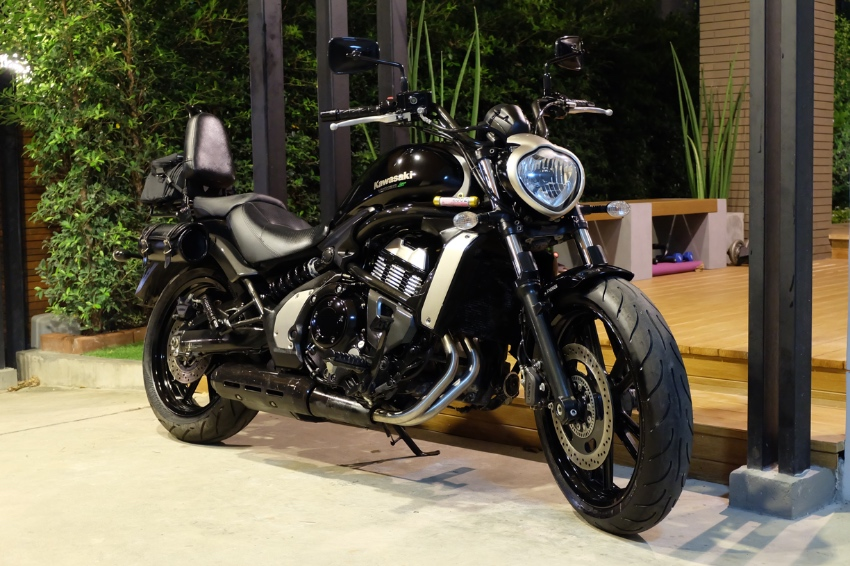 [ For Sale ] Kawasaki Vulcan S 650 2015 with only 5,5xx kms!