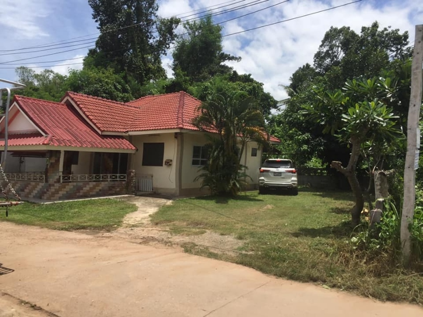 Home in Town with room rental located Udon Thani