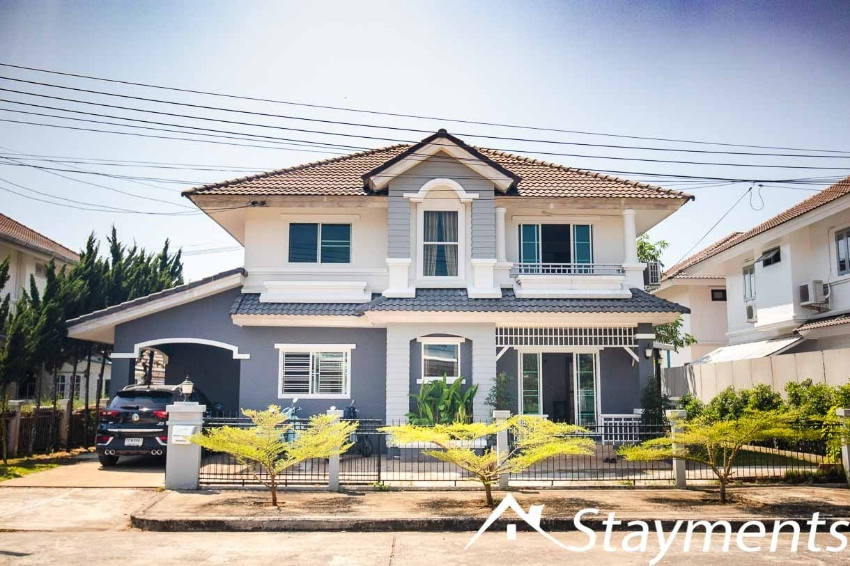 Four Bedroom House For Sale in Mu Ban Karnkanok 1, San Kamphaeng.