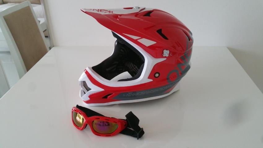 O´ NEAL Racing Helmet in