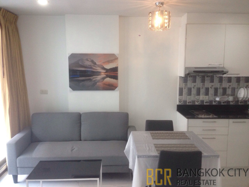 The Urban Condo Pattaya Newly Renovated 1 Bedroom Unit  for Rent