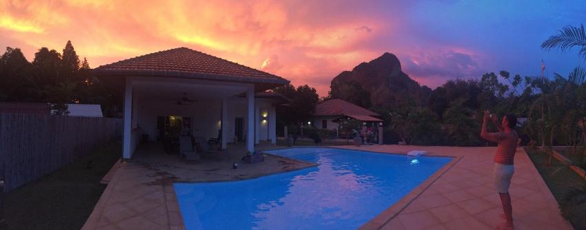 Impressive 3 bedroom pool villa Krabi - Ao Nang