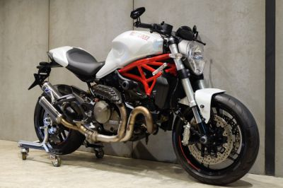 [ For Sale ] Ducati Monster 821 2016 with Termignoni Exhaust and Speci