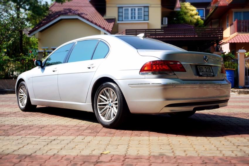 BMW Series7 735Li Model E66