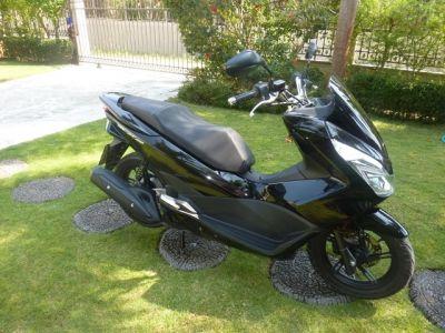 Black Honda PCX150 for Sale