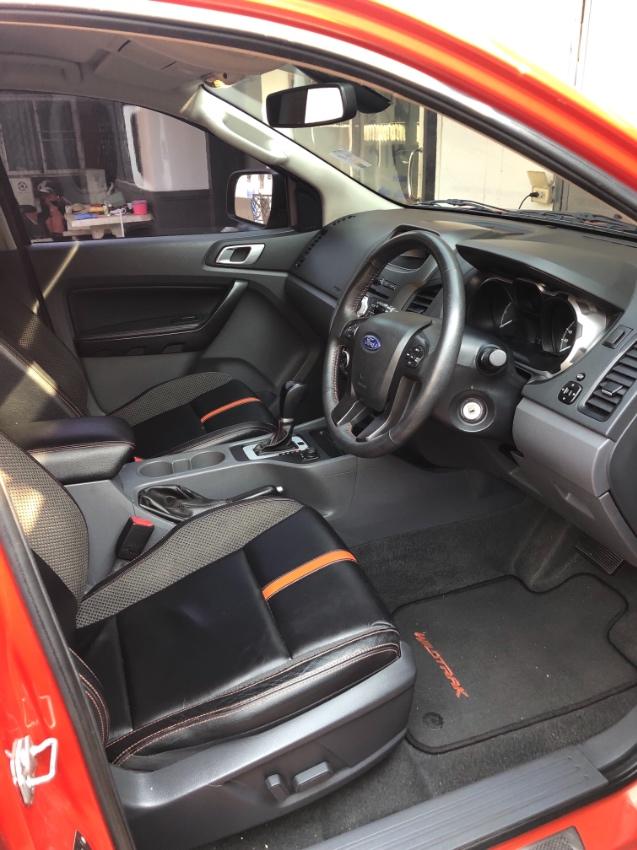 Ford Ranger Wildtrac 3.2 aut