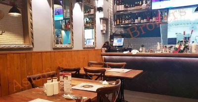 1205050 Excellently Located 30-Seat Restaurant in Soi Buakhao Pattaya
