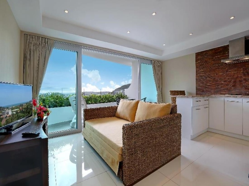 Kata Ocean View Residence for Rent