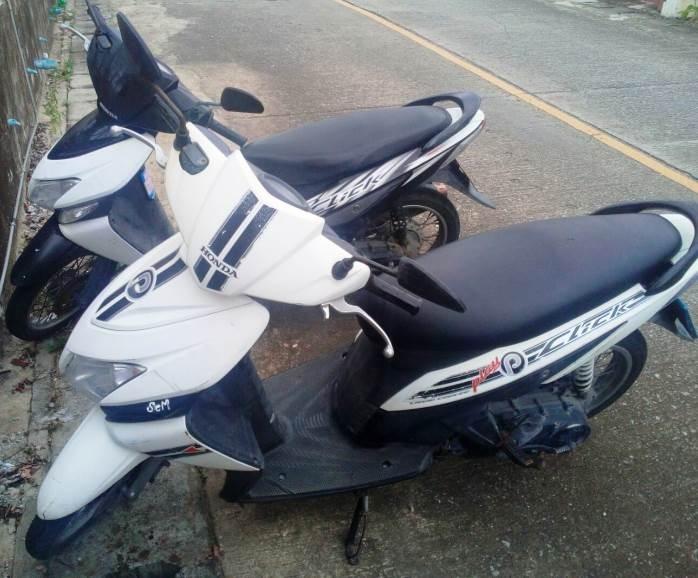 Honda Click for Sale