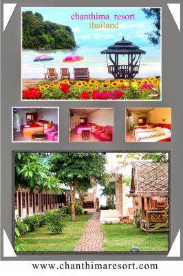 Beach Front Resort & House
