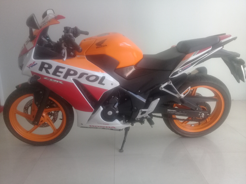 Honda CBR300R ABS Repsol Racing Edition in Rawai Phuket