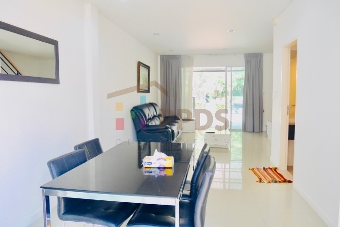 Sell and Rent Townhome 3 floor in the village at Sukhumvit 62