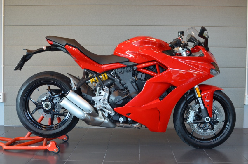Ducati SuperSport 2018 Brand New Condition For Sale