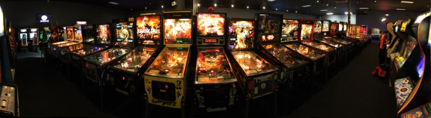 Pinball - Original Stern Pinballs - Imported from the US