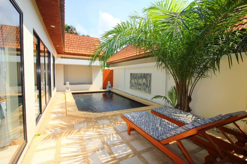 View Talay Villas - 3 Beds - 2 Baths - 500m from the beach