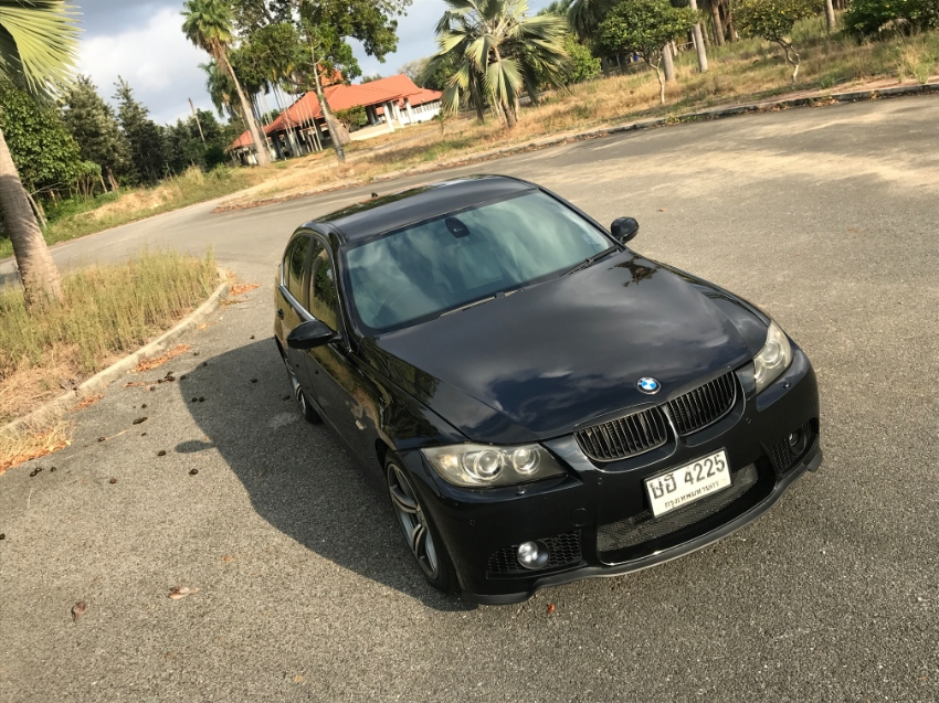BMW e90 325i M-style 2007 #sale just for end of March 500000#