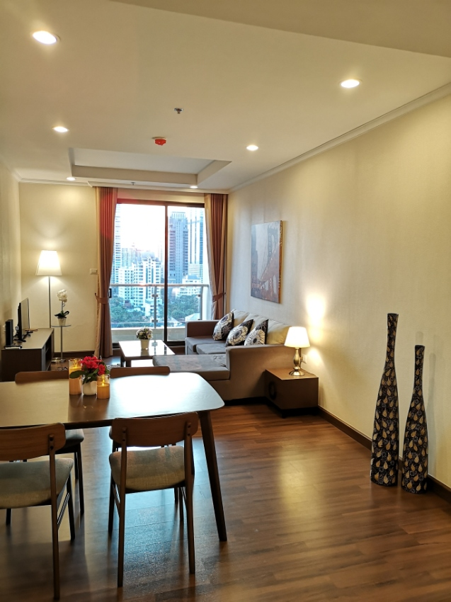 Large new 2 Bedroomed condo in very nice location Sathorn/REDUCED