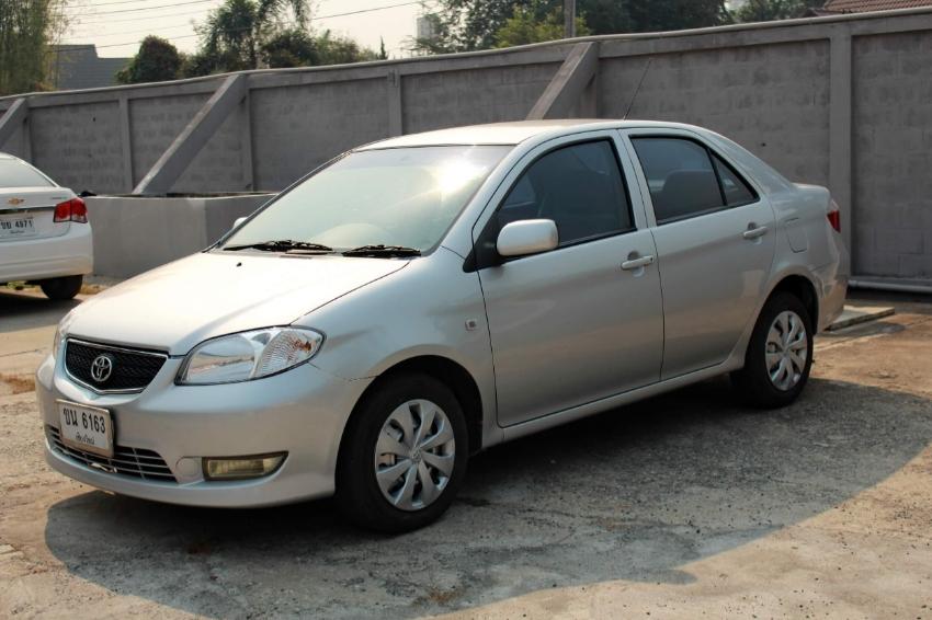2004 Toyota Vios 1.5 J A/T