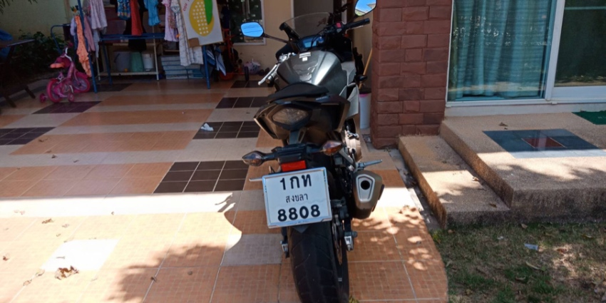 Honda CBR500RR 2017 ABS ( Black)  for Sale -Clean and Serviced-BigWing