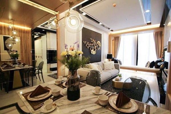(เช่า) FOR RENT NOBLE PLOENCHIT / 1 bedroom / 55 Sqm.**55,000**
