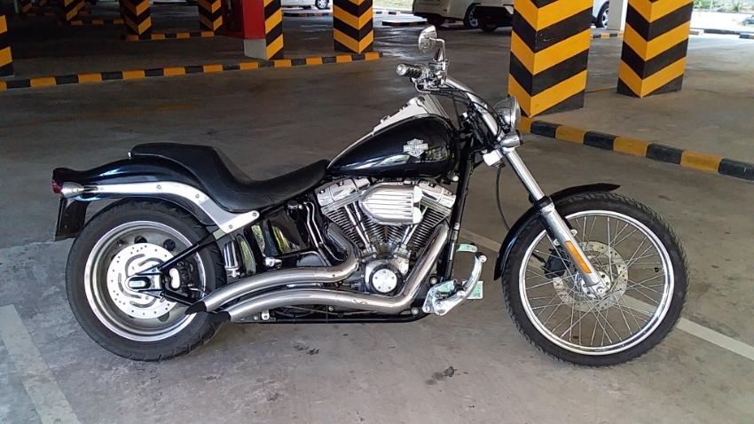 Harley Davidosn Softail 2006