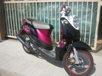 Yamaha Fino Super Nice