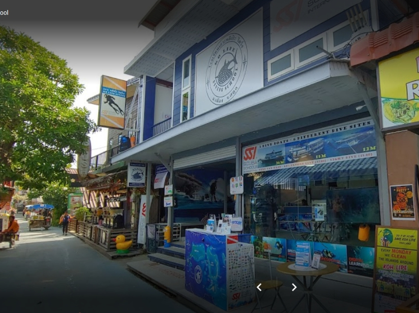 100% legal - Successful dive center w/ ALL licences in top #1 Thailand