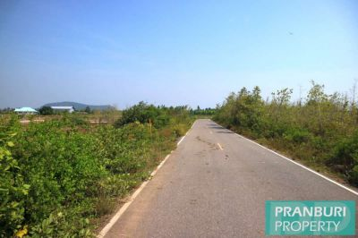 3 rai land plot for sale next to Hana Village in Nong Yai Khao Kalok