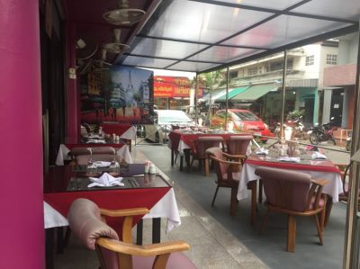FOR QUICK SALE FRENCH RESTAURANT From 15 Years